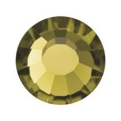 Cyrkonie ss30 hot-fix (6,6–6,9 mm) Gold 288 szt.