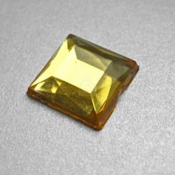 Dżety kwadratowy 10 x 10 mm KRYSZTAŁOWY