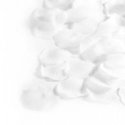 Płatki róż (białe) - 100 szt.