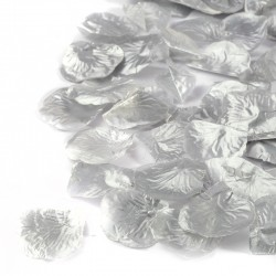 Płatki róż (srebrne) - 100 szt.