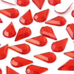 Dżet łezka 6 x 10 mm (czerwony) - 5000 szt.