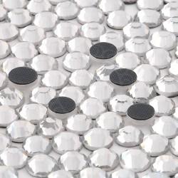 Cyrkonie ss30 hot-fix (6,5 mm) kryształowy (crystal) 288 szt.