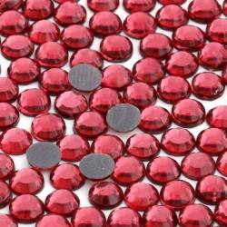Cyrkonie ss16 hot-fix (3,6–3,9 mm) różowe 28800 szt.