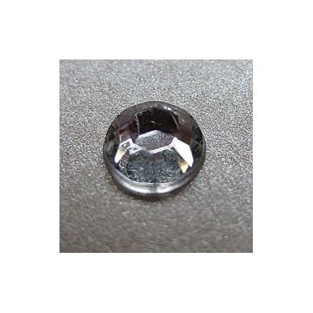 Cyrkonie okrągłe 5 mm (kryształowy) - 100 szt.