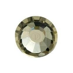 Cyrkonie ss30 hot-fix (6,6–6,9 mm) Black diamond 288 szt.