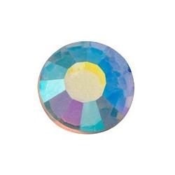 Cyrkonie ss16 hot-fix (3,6–3,9 mm) Crystal AB 1440 szt