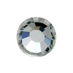 Cyrkonie ss30 hot-fix (6,6–6,9 mm) Crystal 288 szt.